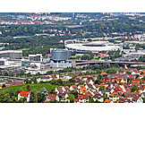 Stuttgart, Mercedes, Benz arena
