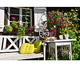Garden, Garden house