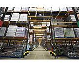 Storage, Warehouse