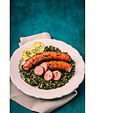 Kale, Homemade, Pinkel
