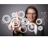 Business, Mechanismus, Management