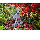 Garden, Buddha