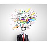 Business, Ideas, Creativity, Imagination
