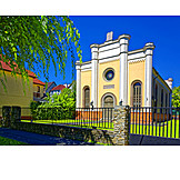 Synagogue, Vác