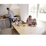 Leisure, Domestic Life, Family Life