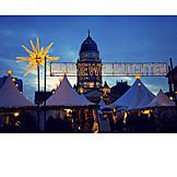 Christmas market, Gendarmenmarkt