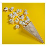 Candy, Popcorn