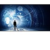 Business, Digital, Humans, Hightech, Virtual