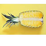 Pineapple, Tropical fruit
