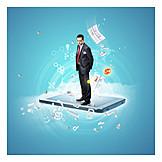 Business, Internet, Online, Wireless, Digitization