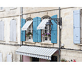 Window, Southern france, Arles