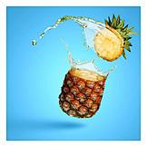 Pineapple, Pineapple juice