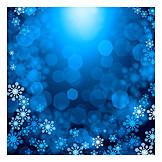 Reflections, Snowflake, Snow star