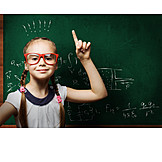 Child, Girl, Intelligent, Child Prodigy, Careerist