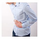 Teenager, Bauchschmerzen, Magenschmerzen