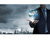 Business, Deal, Worldwide, Global Player