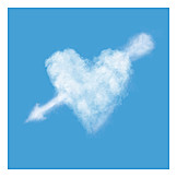 Cloudscape, Heart, Loving