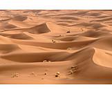 Desert, Erg chegaga