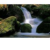 Waterfall, Ysperklamm