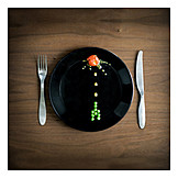 Vegetable, Match, Gaming