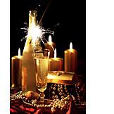 Surprise, Christmas, Sparkler, Festive, Jewelry case