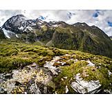 European alps, Tirol, Mountainous region