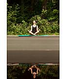 Nature, Yoga, Meditate