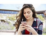 Teenager, Mobile, Copywriting
