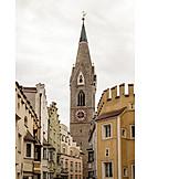 Bell tower, Brixen, St. michael