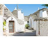 Alberobello, Trullo