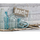 Footpath sign, Beach, Beach holiday