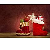Christmas, Christmas tree decorations, Nicholas boots