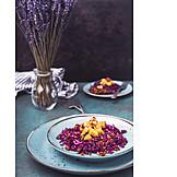 Crudite, Red cabbage salad