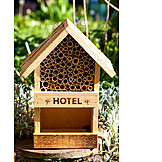 Insect nest, Insect house, Insect hotel