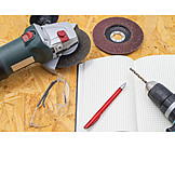 Tool, Angle grinders