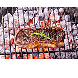 Grilled meat, Barbecue steak