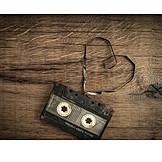 Heart, Music cassette