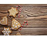 Christmas cookies, Gingerbread, Christmas biscuit