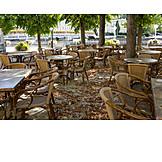 Cafe, End Of Season