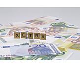 Xetra, Exchange electronic trading