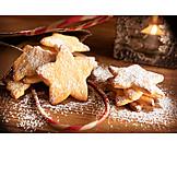 Pastry crust, Christmas cookies, Christmas biscuit
