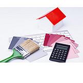 Facade, Color selection, Colour chart