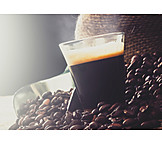 Coffee, Aroma, Hot drink