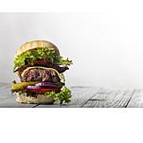 Cheeseburger, Home made