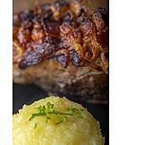 Crispy, Roast pork, Crust