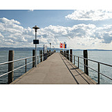 Bodensee, Jetty