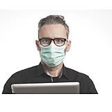 Mouthguard, Workplace