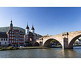 Heidelberg, Neckar, Old bridge