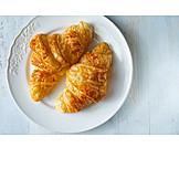 Croissant, Golden, Croissant