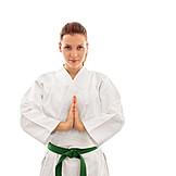 Martial arts, Karate, Namaste
